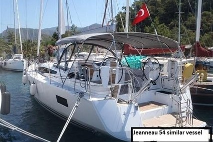 Jeanneau 54 for sale in Turkey for €480,000 (£434,283)