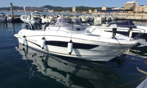 Image of Jeanneau Cap Camarat 7.5 WA for sale in France for €61,000 (£54,037) SAINT-RAPHAEL, , France