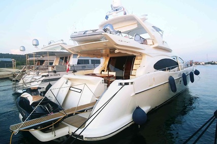Azimut Yachts 68 fly for sale in Croatia for €534,000 (£482,943)
