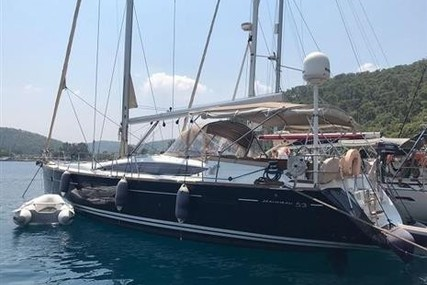 Jeanneau Sun Odyssey 53 for sale in Turkey for €230,000 (£208,094)
