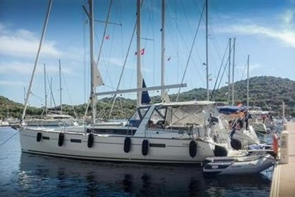 Beneteau Oceanis 45 for sale in Turkey for €198,000 (£179,142)