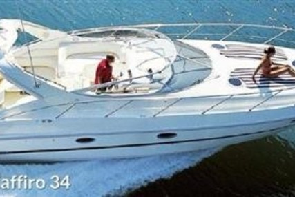Cranchi Zaffiro 34 for sale in Spain for €115,000 (£104,047)