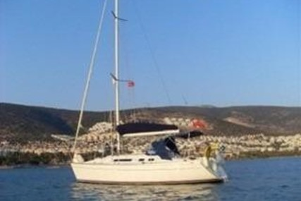 Moody 31 S for sale in Turkey for €32,500 (£29,405)