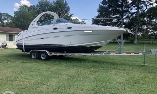 Image of Sea Ray 280 Sundancer for sale in United States of America for $47,999 (£39,393) Murfreesboro,, Tennessee, United States of America