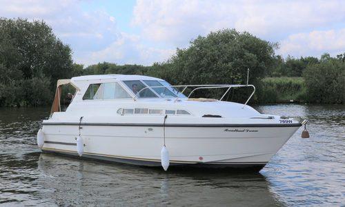 Image of Broom 29 for sale in United Kingdom for £39,950 Norfolk Yacht Agency, United Kingdom