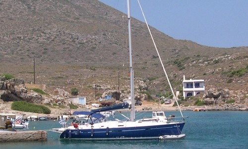 Image of Beneteau Oceanis Clipper 411 for sale in Greece for £70,500 Piraeus, Greece
