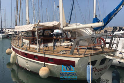 Nordia 51 for sale in Spain for €140,000 (£126,884)