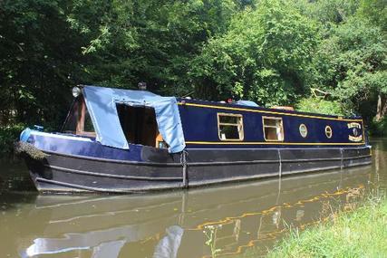Narrowboat 38' Semi Trad Dave Clarke for sale in United Kingdom for £36,950