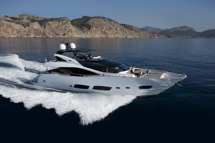 Sunseeker 28 Metre Yacht for sale in Spain for €3,795,000 (£3,258,350)