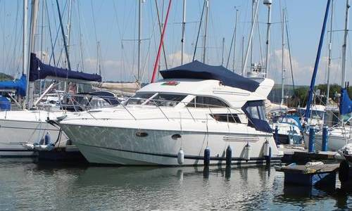 Image of Fairline Phantom 38 for sale in United Kingdom for £129,995 Conwy Marina, United Kingdom