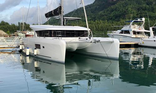 Image of Lagoon Lagoon 42 for sale in Seychelles for €465,000 (£391,919) Mahe, Seychelles