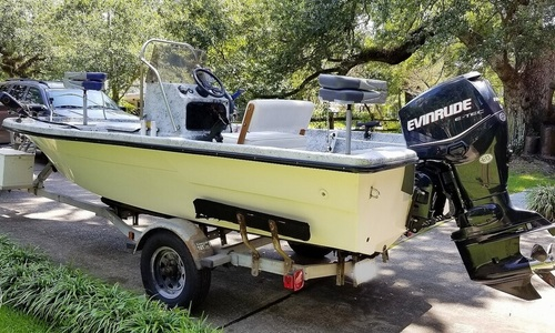 Image of Starkey 17 Center Console for sale in United States of America for $16,750 (£13,142) Diberville, Mississippi, United States of America