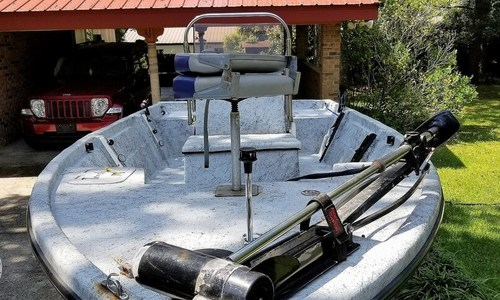 Image of Starkey 17 Center Console for sale in United States of America for $16,750 (£12,200) Diberville, Mississippi, United States of America