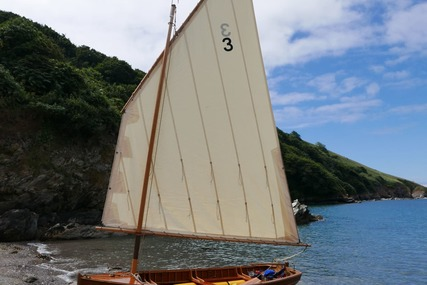 Will Stirling Clinker Mahogany Lugger for sale in United Kingdom for £16,000