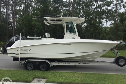 Boston Whaler 250 Outrage for sale in United States of America for $115,600 (£92,868)