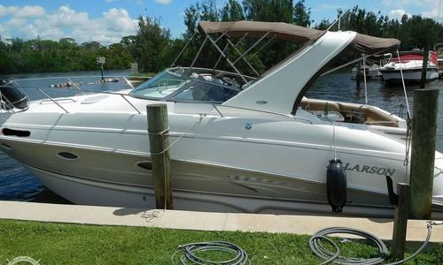 Image of Larson Cabrio 310 for sale in United States of America for $61,200 (£46,920) Merritt Island, Florida, United States of America