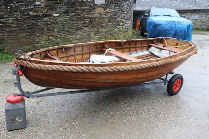 Custom Purbrook 10 Clinker sailing dinghy for sale in United Kingdom for £2,450