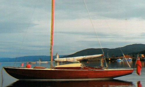 Image of Custom Varnished Classic Day Boat for sale in United Kingdom for £10,950 Cornwall, United Kingdom