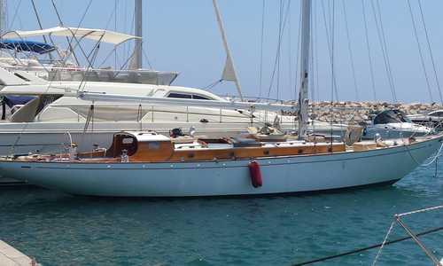 Image of Custom Sparkman & Stephens Sloop for sale in United Kingdom for £195,000 Cyprus, United Kingdom