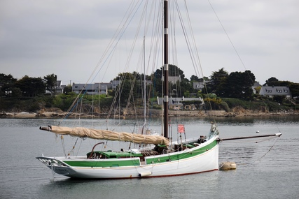 Custom Breton Gaff Cutter for sale in United Kingdom for €170,000 (£156,084)