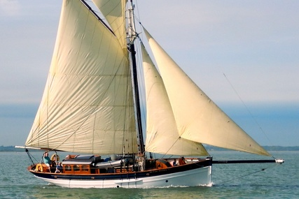 Custom Pilot Cutter Replica Yacht for sale in United Kingdom for £220,000