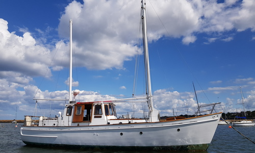Gordon Armstrong Marine, Scarborough Jones, J Francis for sale in