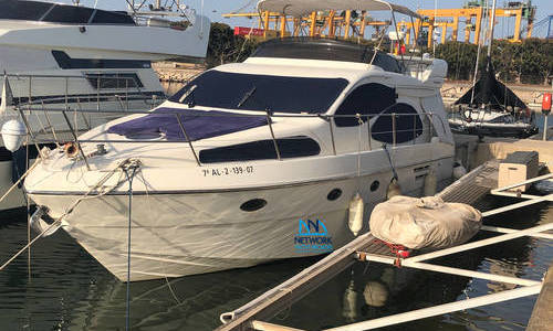 Image of Azimut Yachts 46 for sale in Spain for €199,000 (£178,146) Valencia, Spain