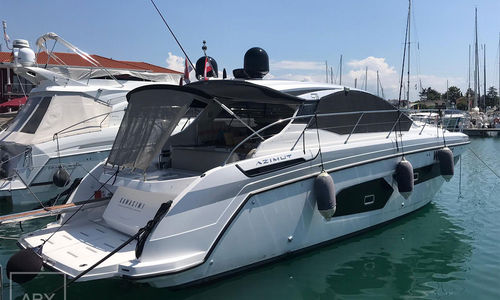 Image of Azimut Yachts Atlantis 43 for sale in Croatia for €398,000 (£346,415) Croatia