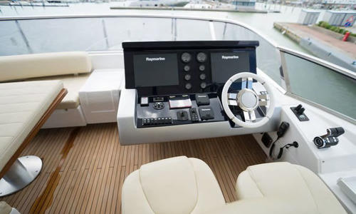 Image of Azimut Yachts 80 for sale in Montenegro for £2,950,000 Montenegro