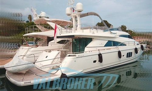 Image of Fairline Squadron 78 for sale in Italy for €1,190,000 (£1,003,881) Liguria, Italy
