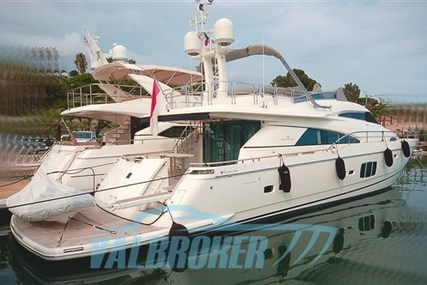 Fairline Squadron 78 for sale in Italy for €1,190,000 (£1,005,407)