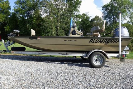 Alumacraft MV 1860 CC for sale in United States of America for $22,750 (£18,724)