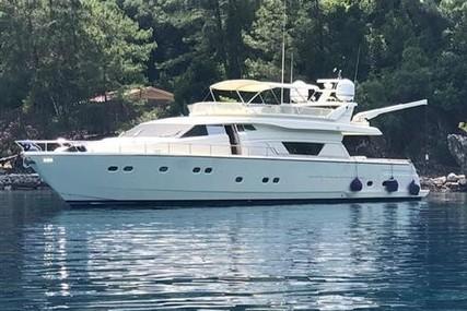 Ferretti 80 for sale in Turkey for €550,000 (£503,138)