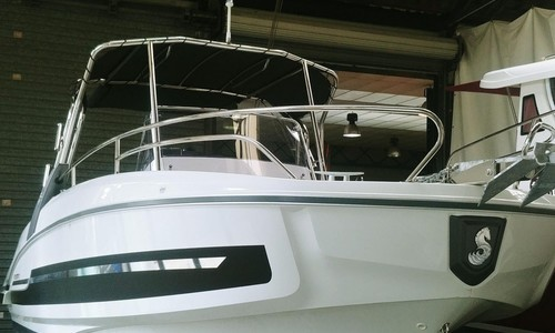Image of Beneteau Flyer 7.7 Spacedeck for sale in France for €61,600 (£53,006) Saint-Malo, , France