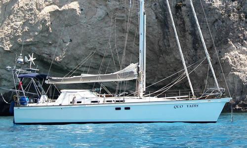 Image of Van De Stadt Madeira 13.50 for sale in Netherlands for €107,500 (£91,870) Lefkas (GR), Netherlands