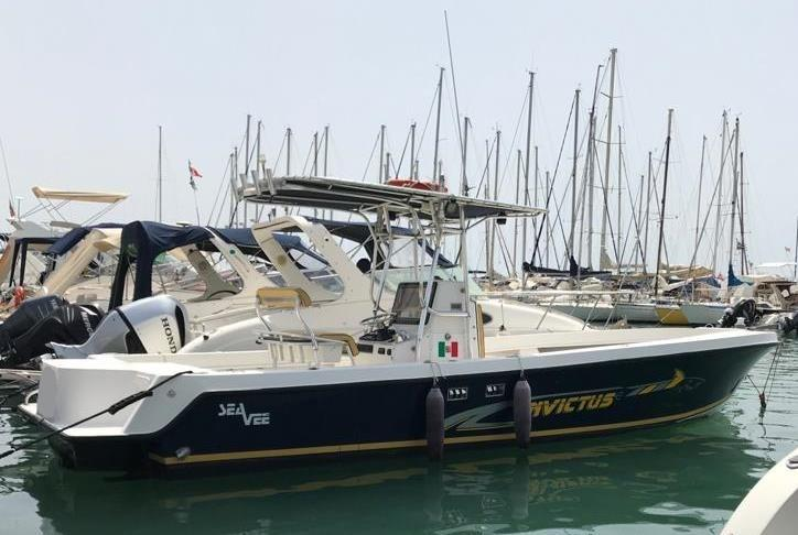 SEAVEE 290 inboard for sale in Italy for €48,000