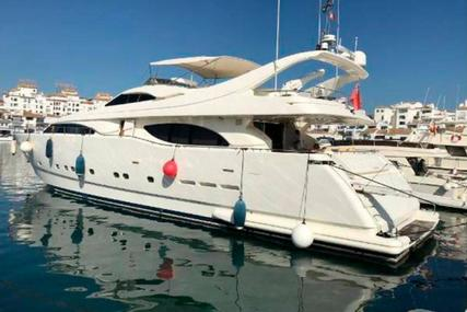 Ferretti Custom Line 94 for sale in Spain for €1,495,000 (£1,352,611)