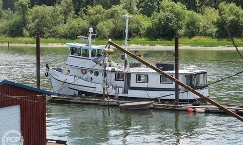 Image of #1 HULL for sale in United States of America for $52,500 (£42,176) Longview, Washington, United States of America