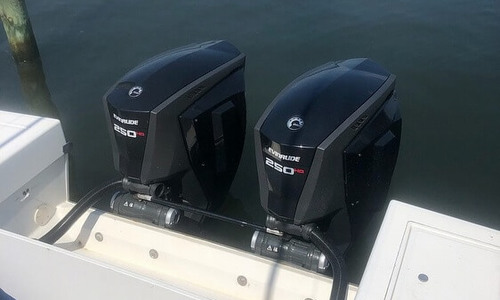Image of OCEANMASTER 31 Super Center Console for sale in United States of America for $103,500 (£75,384) Bethpage, New York, United States of America