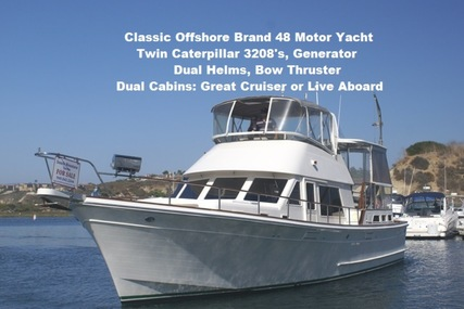 Offshore Motor Yacht for sale in United States of America for $169,900 (£129,287)