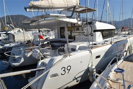 Lagoon 39 for sale in France for €280,000 (£255,689)
