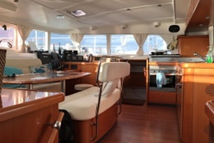 Lagoon 440 Owners Version EU-VAT paid for sale in Denmark for €300,000 (£251,069)