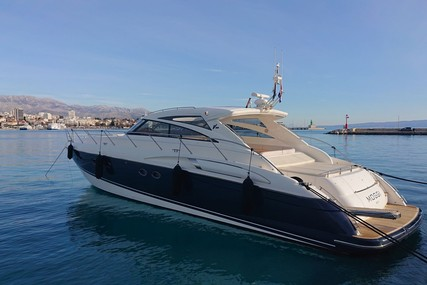 Princess V58 for sale in Croatia for €355,000 (£299,477)