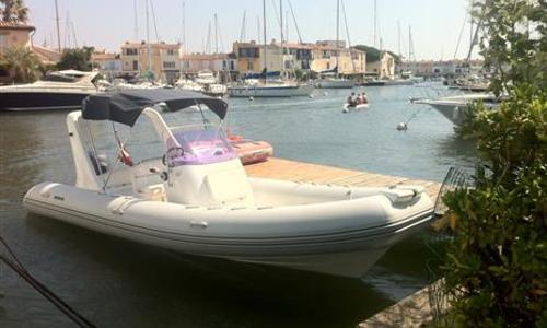Image of Brig Eagle 645 for sale in France for €25,000 (£22,661) Port Grimaud, , France