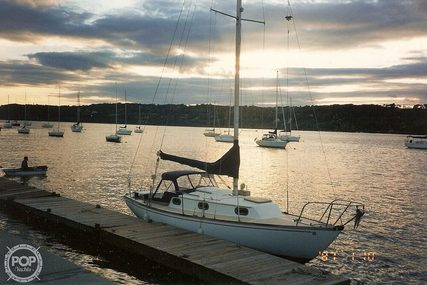 Cape Dory 27 for sale in United States of America for $18,000 (£13,987)