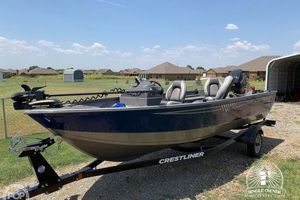 Crestliner 1650 Discovery for sale in United States of America for $14,500 (£11,189)