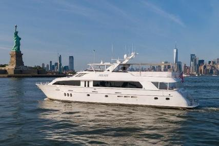 Hatteras 100 Motor Yacht for sale in United States of America for $3,750,000 (£3,003,941)
