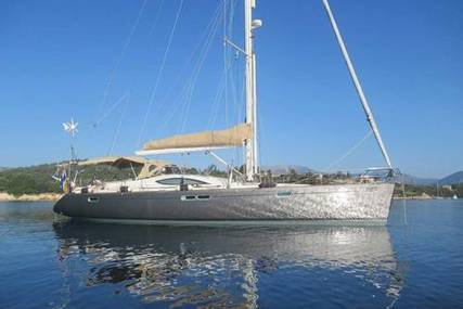 Jeanneau Sun Odyssey 54 DS for sale in Greece for €219,950 (£188,320)