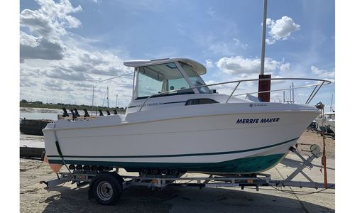 Image of Jeanneau Merry Fisher 580 for sale in United Kingdom for £15,750 Brightlingsea, United Kingdom