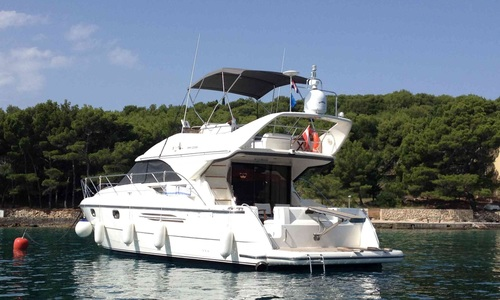 Image of Princess 420 FLY for sale in Croatia for €129,000 (£116,170) Croatia